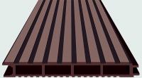Доска Террасная SW Ulmus Темно-коричневая 3 м