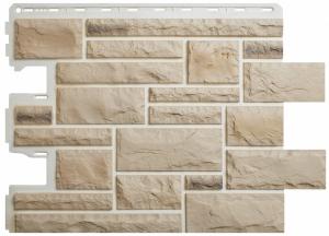 Фасадные панели Камень Пражский (цвет 01)