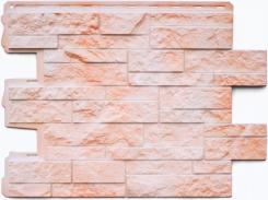 Фасадные панели Камень Шотландский (Милтон)