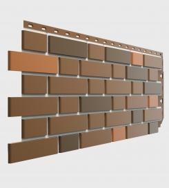 Фасадные панели Docker FLEMISH Коричневый пестрый