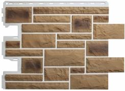 Фасадные панели Камень Пражский (цвет 02)
