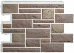 Фасадные панели Камень Пражский (цвет 03)