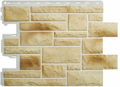 Фасадные панели Камень Пражский (цвет 04)