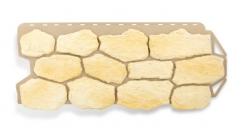 Цокольный сайдинг Бутовый камень Балтийский