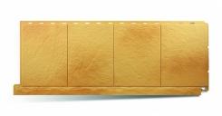 Цокольный сайдинг Фасадная плитка Златолит