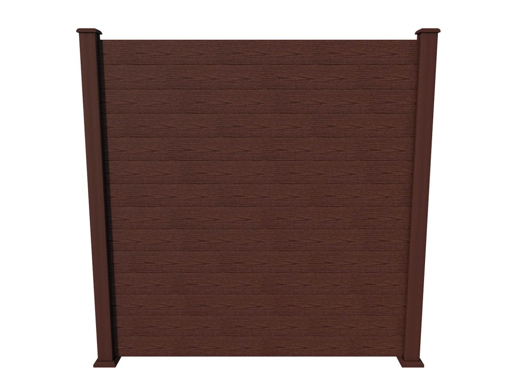 Woodvex Fence DarkBrown 1 1024x768